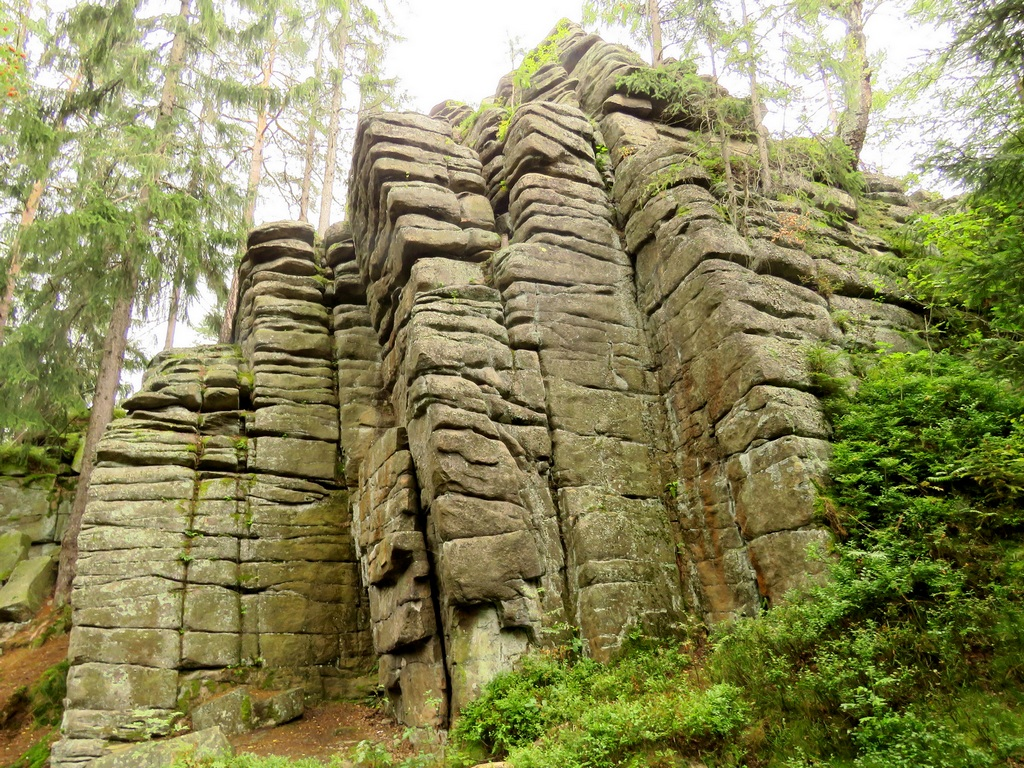 Dolina Kamiennej - opis